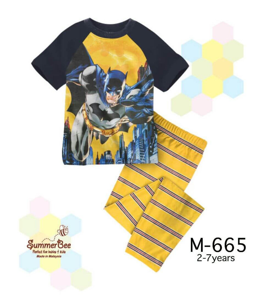 Pijamas Batman (M-665)