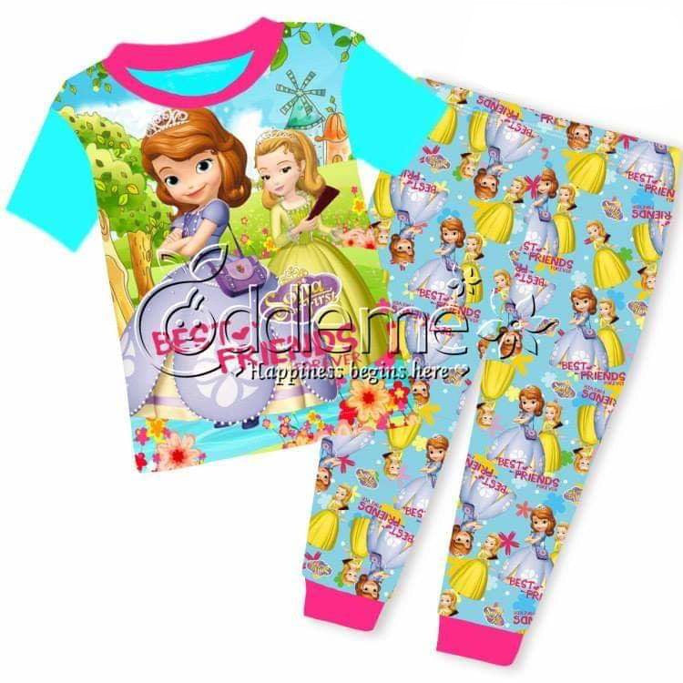 Pijamas Sofia The First