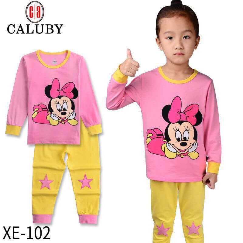 Pijamas Little Minnie Mouse (XE-102)