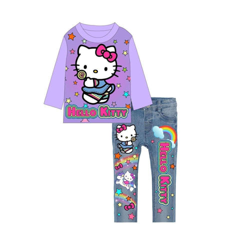 Pijamas Hello Kitty (XE-1604)