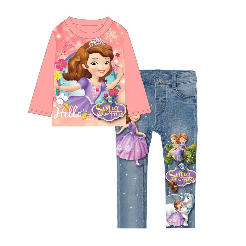 Pijamas Sofia The First (XE-1653)