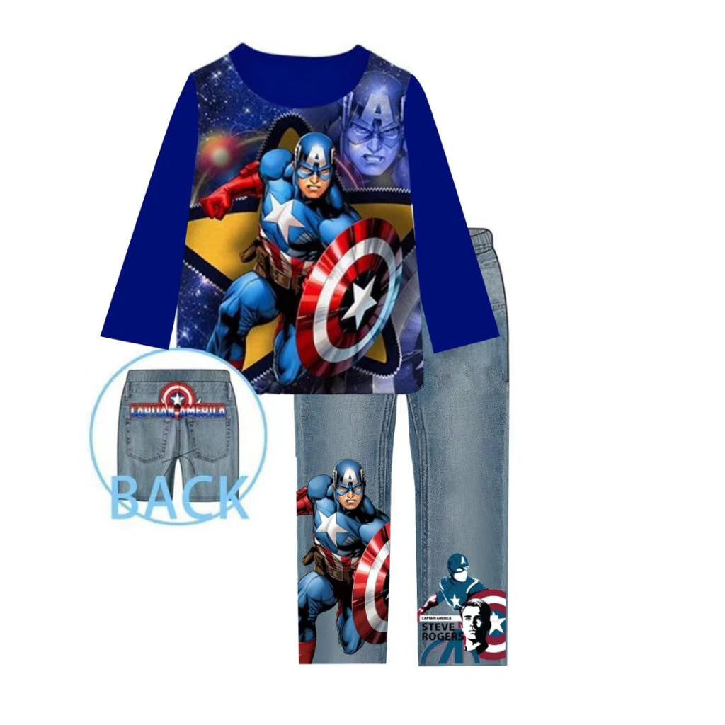 Pijamas Captain America (XE-1660)
