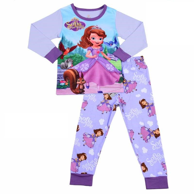 Pijamas Sofia The First (XE-709)