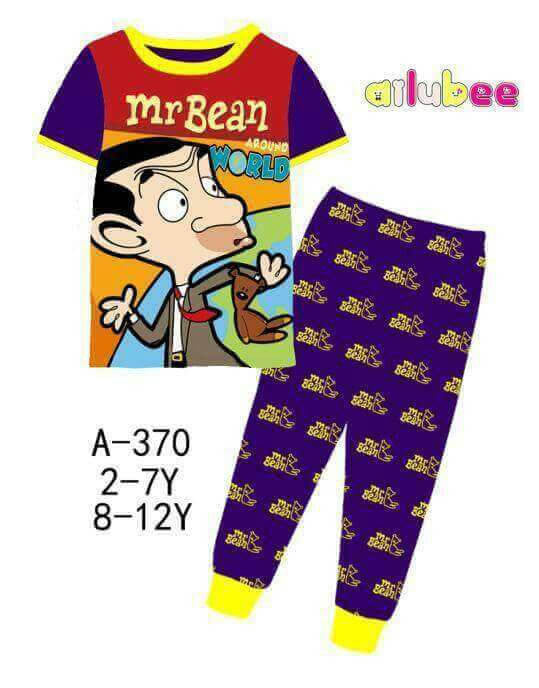 Pijamas Mr Bean (A-370)