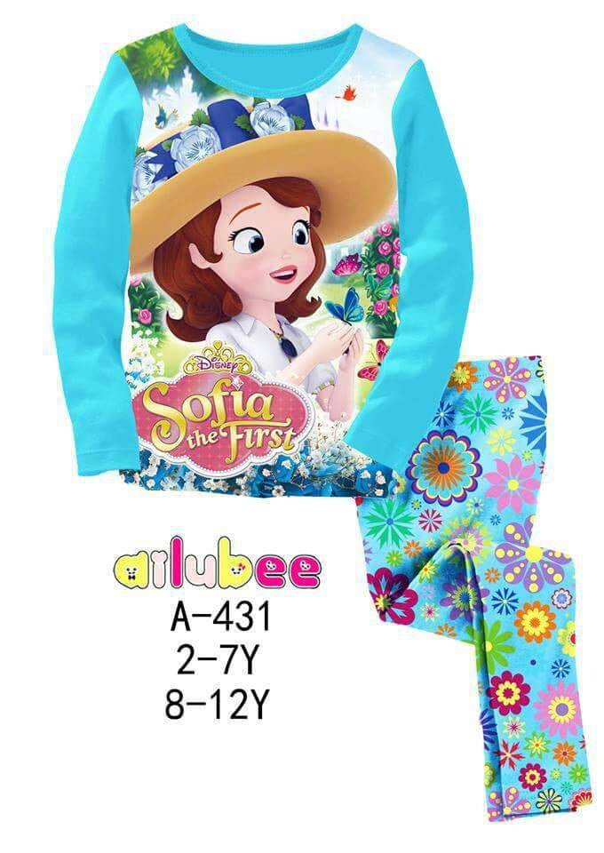 Pijamas Sofia The First (A-431)