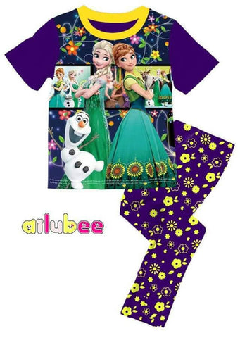 Pijamas Frozen (A-516)