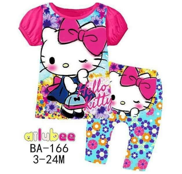 Pijamas Hello Kitty (BA-166)