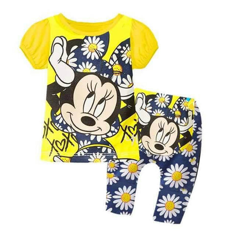 Pijamas Minnie Mouse (BA-167)