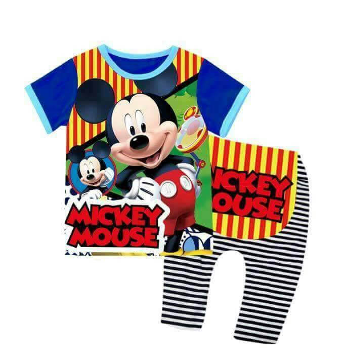 Pijamas Mickey Mouse (BA-173)