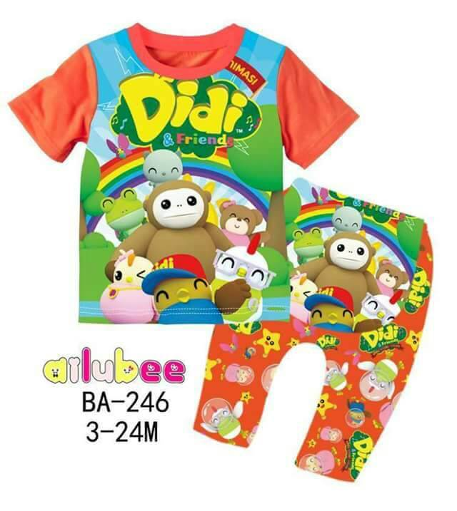 Pijamas Didi & Friends (BA-246)