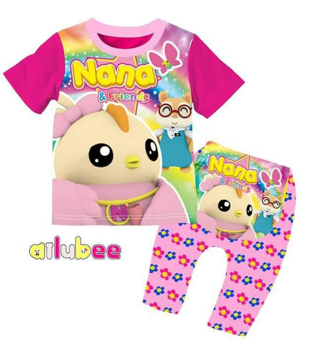 Pijamas Didi & Friends (BA-277)
