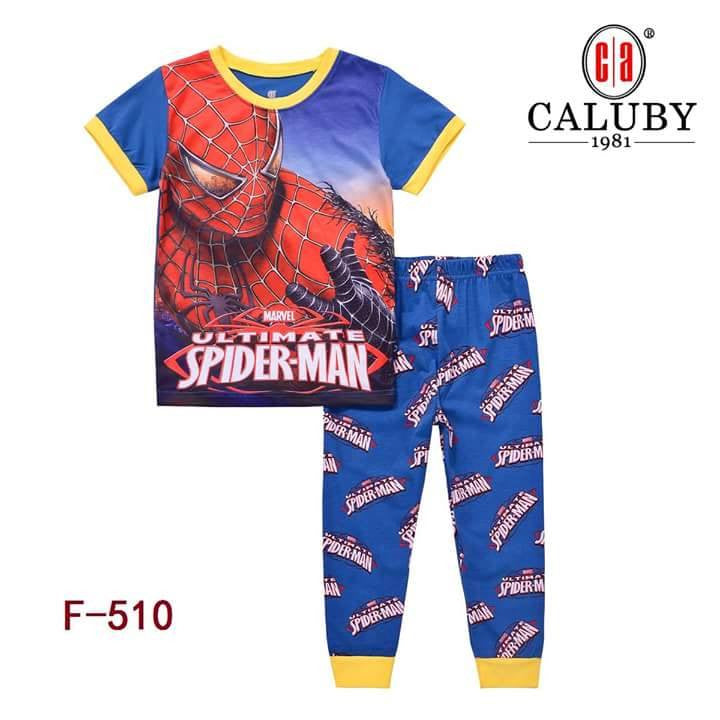 Pijamas Ultimate Spider-man (F-510)