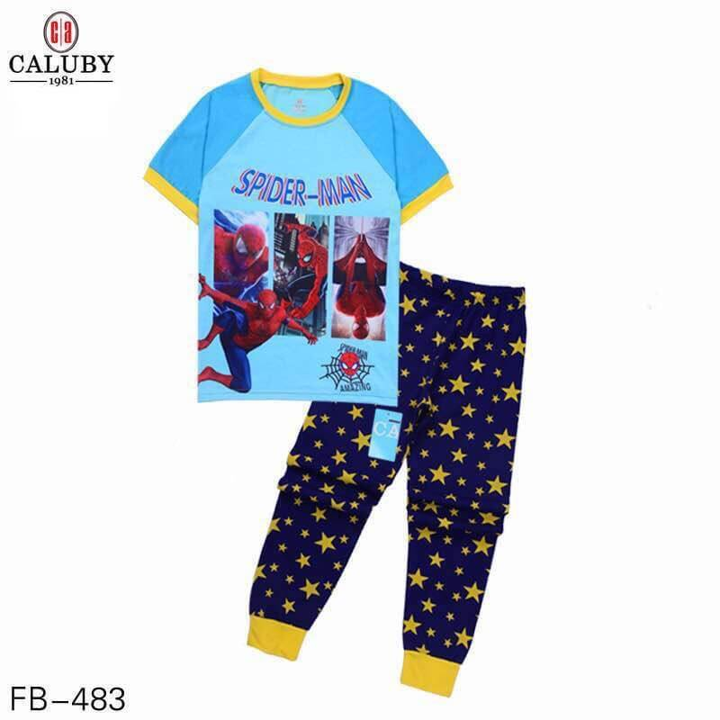 Pijamas Spiderman (FB-483)