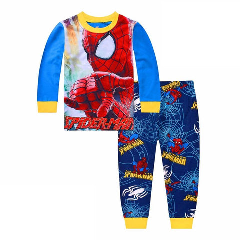 Pijamas Spiderman (FB-640)