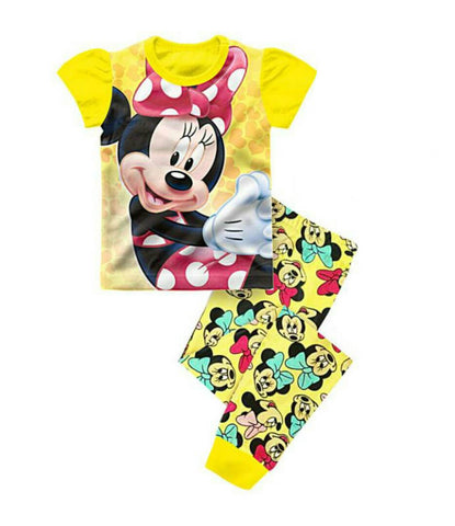 Pijamas Minnie Mouse (M-1166)