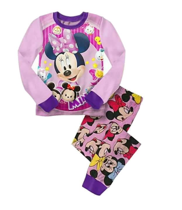 Pijamas Minnie Mouse (M-1328)