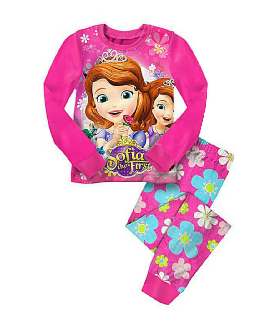 Pijamas Sofia The First (M-1337)