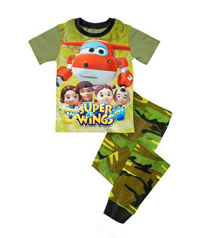 Pijamas Superwings (M-1354)