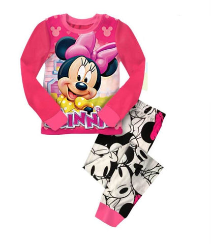 Pijamas Minnie Mouse (M-1511)