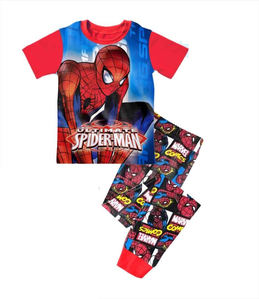 Pijamas Spiderman (M-1538)