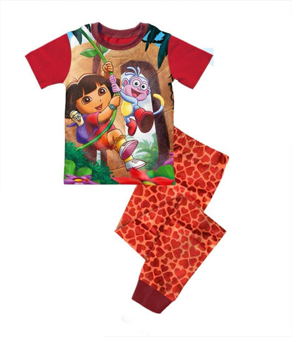 Pijamas Dora The Explorer (M-1552)