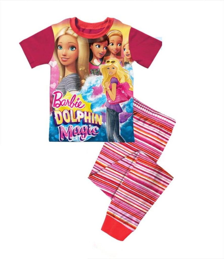 Pijamas Barbie (M-1557)