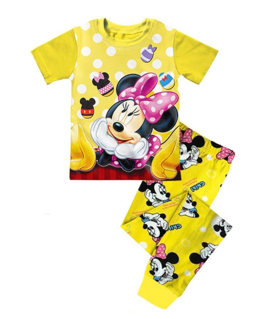 Pijamas Minnie Mouse (M-1630)