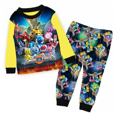 Pijamas Miniforce