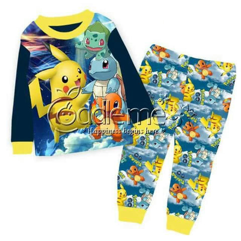 Pijamas Pokemon