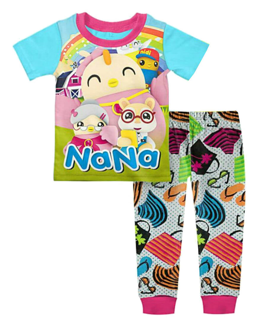 Pijamas Didi & Friends (S-231)