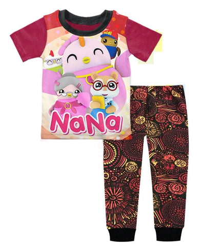 Pijamas Didi & Friends (S-259)