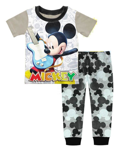Pijamas Mickey Mouse (S-261)