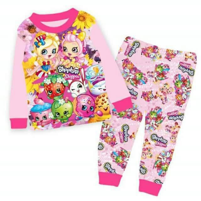 Pijamas Shopkins