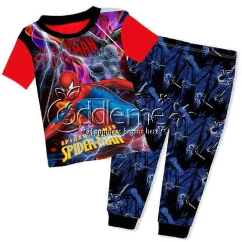 Pijamas Spiderman