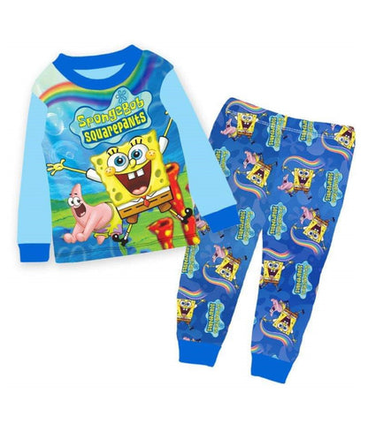 Pijamas Spongebob
