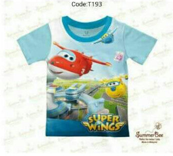 T-Shirt Superwings (T193)
