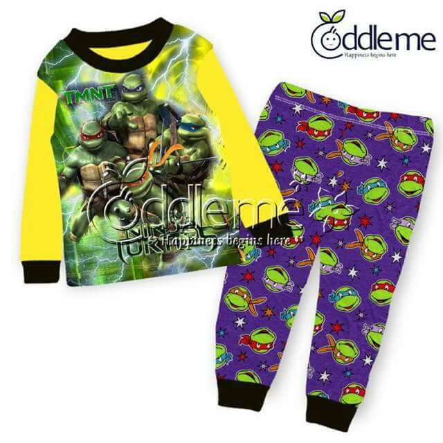 Pijamas Teenage Mutant Ninja Turtle