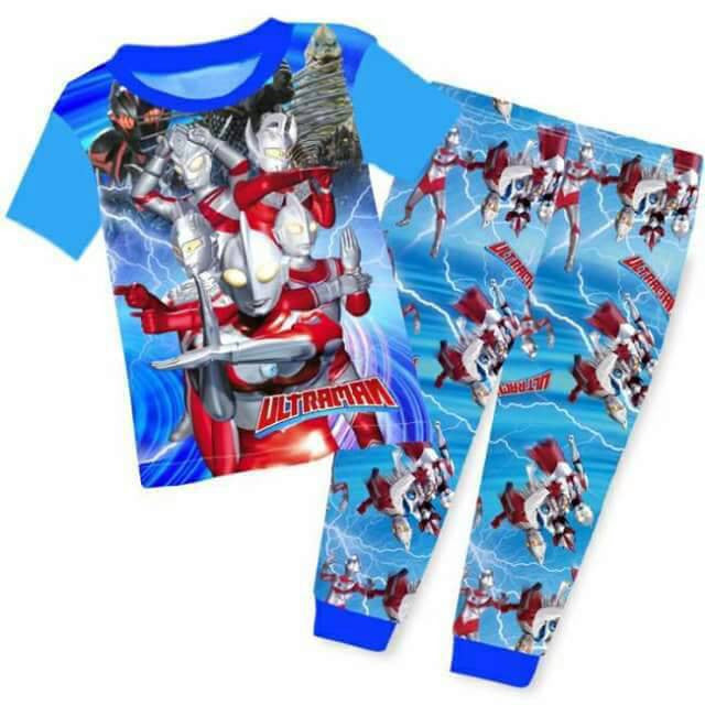 Pijamas Ultraman