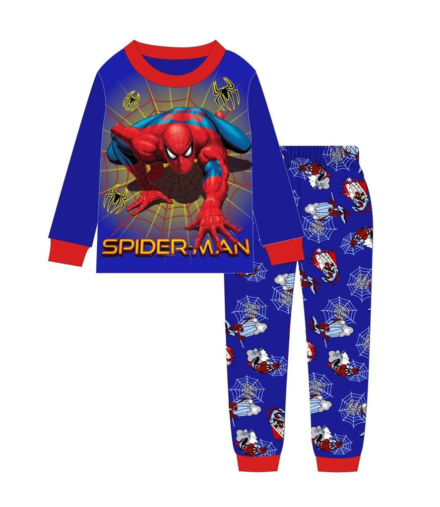 Pijamas Spiderman (XB-1557)