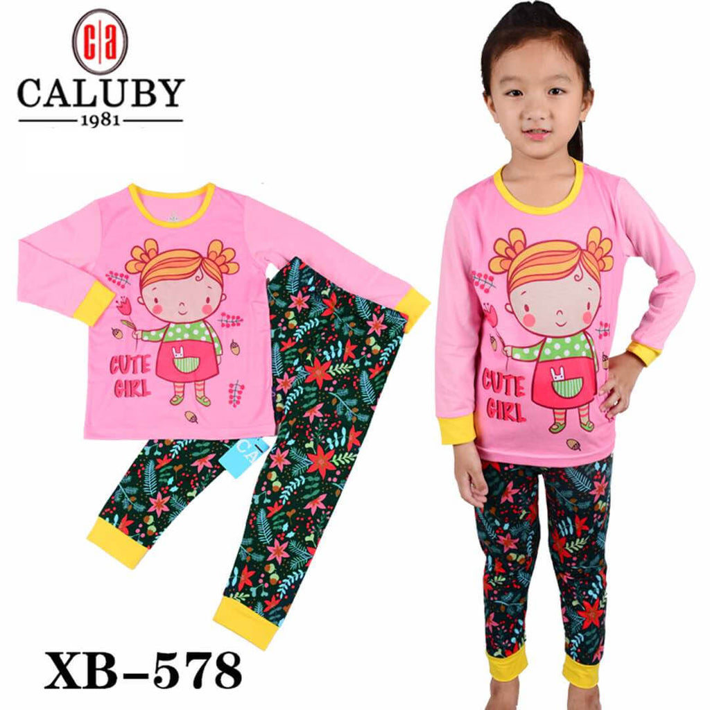 Pijamas Cute Girl (XB-578-M)