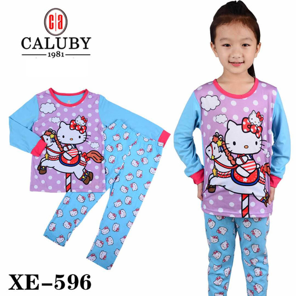 Pijamas Hello Kitty (XB-596-M)