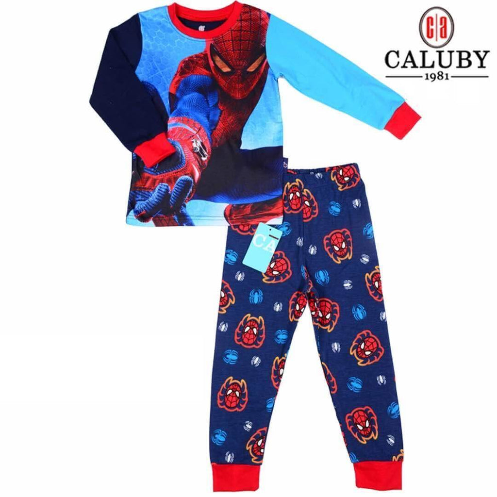 Pijamas Spiderman (XB-669)