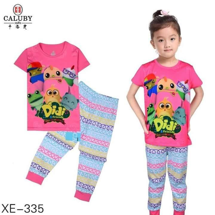 Pijamas Didi & Friends (XE-335)