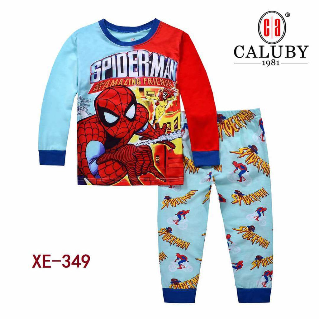 Pijamas Spiderman (XE-349)