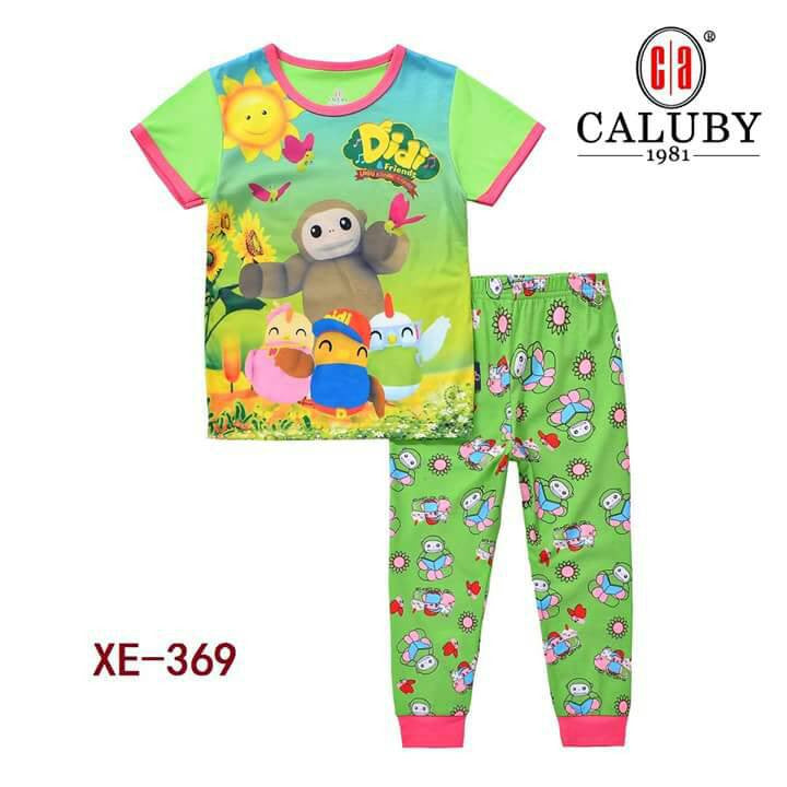 Pijamas Didi & Friends (XE-369)