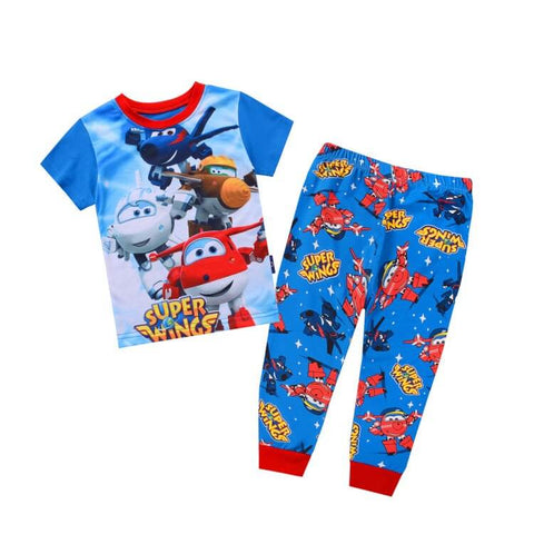 Pijamas Superwings (XE-941)