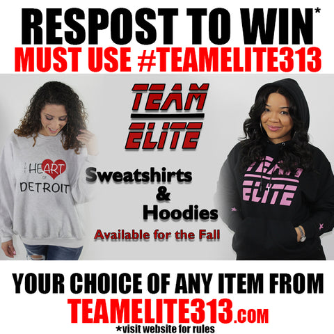 @TeamElite313 Social Media Repost Contest