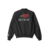 Heart of Detroit Bomber Jacket