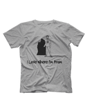 I Love Where I'm From (MI) Short Sleeve Shirt