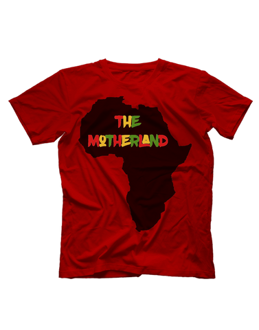 The Motherland Short Sleeve T-shirt